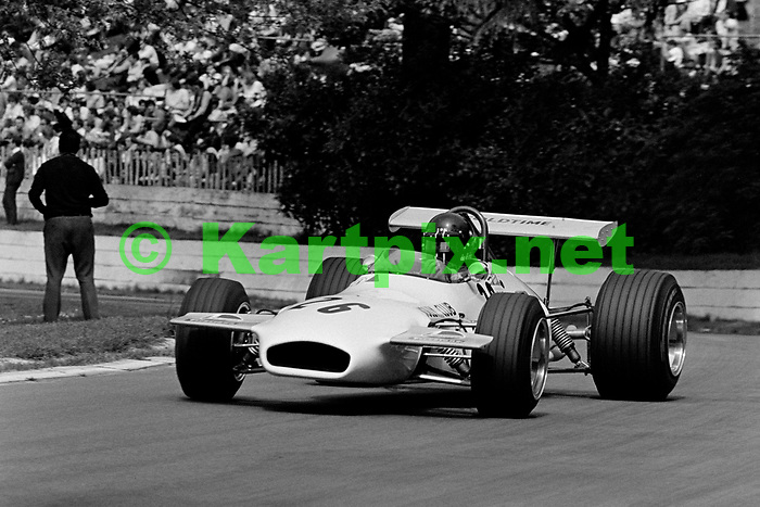 Andrea de Adamich, London Trophy 1970 Alcoa Britain International Trophy European F2 Championship, Crystal Palace.