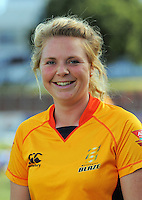 Lucy Doolan. Wellington Blaze headshots at Allied Nationwide Basin Reserve, Wellington on Thursday, 9 December 2010. Photo: Dave Lintott / lintottphoto.co.nz