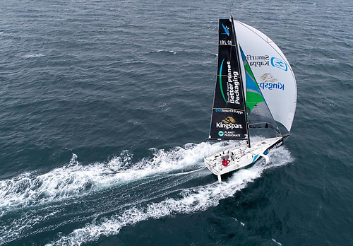 Ireland's solo sailor Tom Dolan is back for his third Figaro Race bid next month