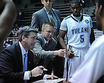 Tulane men's basketball defeats Auburn-Montgomery 91-70 in Fogelman Arena and pushes their season record to 7-3.
