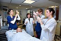 Columbia University Medical Center, nursing school
