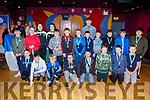 Desmonds U12 boys team at the Castleisland Desmonds LGFA/GAA Awards Night in the River Island Hotel on Sunday.