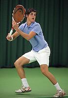 12-03-10, Rotterdam, Tennis, NOJK, 18 jaar, Moos Sporken