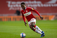 13th March 2021; Riverside Stadium, Middlesbrough, Cleveland, England; English Football League Championship Football, Middlesbrough versus Stoke City; Marc Bola of Middlesbrough