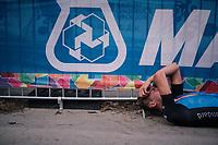 MEN UNDER 23 INDIVIDUAL TIME TRIAL<br /> Hall-Wattens to Innsbruck: 27.8 km<br /> <br /> UCI 2018 Road World Championships<br /> Innsbruck - Tirol / Austria