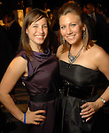 Meagan Mathews and Molly Hansen at the the Simon Fashion Now extravaganza  at The Galleria Thursday Sept. 17,2009.(Dave Rossman/For the Chronicle)
