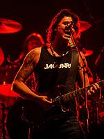 Jaguares en concierto en el CUM.<br />  17/06/2010<br /> ( foto: Luis Gutierrez/NortePhoto)