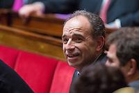 JEAN-FRANCOIS COPE - ASSEMBLEE NATIONALE - SEANCE DE QUESTIONS AU GOUVERNEMENT