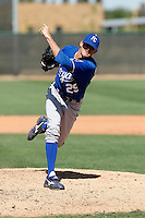 Rowdy Hardy  - Kansas City Royals - 2009 spring training.Photo by:  Bill Mitchell/Four Seam Images