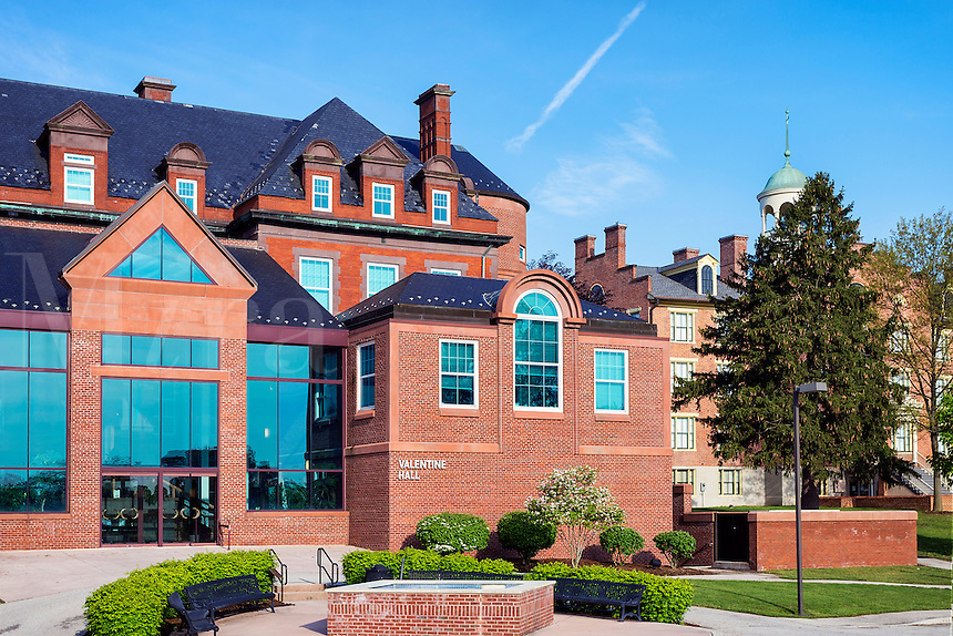 Lutheran Theological Seminary campus, Gettysburg, Pennsylvania, USA