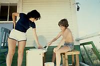 Jeunesse dans les annees 70<br /> <br /> PHOTO : Agence Quebec Presse