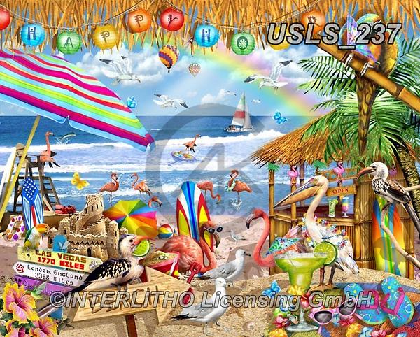 Lori, LANDSCAPES, LANDSCHAFTEN, PAISAJES, paintings+++++LS_Happy Hour_72,USLS237,#l#, EVERYDAY ,puzzle,puzzles