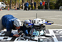 ANA's drone delivery experiment in Fukuoka