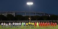 DA U-17/18 Semi Final, FC Dallas vs Nomads FC, July 14, 2016