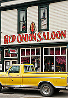 Red Onion Saloon, Skagway, Alaska,  USA