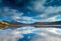 Loch Carron from Lochcarron, Ross & Cromarty, Northwest Highlands