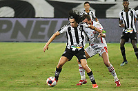 Rio de Janeiro (RJ), 13/03/2021 - Bangu-Botafogo  - Matheus Nascimento jogador do Botafogo,durante partida contra o Bangu,válida pela 3ª rodada da Taça Guanabara,realizada no Estádio Nilton Santos (Engenhão), na zona norte do Rio de Janeiro,neste sábado (13).