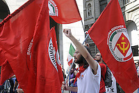 - demonstration of April 25, anniversary of Italy's Liberation from the nazifascism<br /> <br /> - manifestazione del 25 aprile, anniversario della Liberazione dell'Italia dal nazifascismo