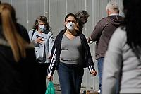 26.05.2020 - Coronavírus av Paulista em São Paulo