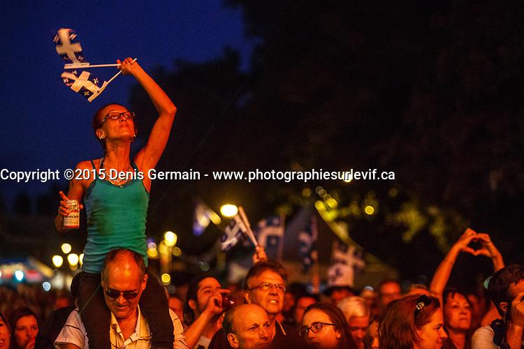 Marjolaine Morin<br /> aka Marjo, <br /> 2016<br /> <br /> PHOTO : Agence Quebec Presse