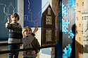 21/11/19<br /> <br /> Edward Johnstone (6) and Dennis Bamforth (5) play Buzzwire in the Porch room, <br /> <br /> Game On: A supersized snakes and ladder and other board games feature at the National Trust's Sudbury Hall, Derbyshire, where rooms have been converted into board games for Christmas. Visitors themselves are the playing pieces on the snakes and ladders board while other traditional board games featured include Scrabble, Guess Who and Cluedo.<br /> <br /> Full story:  https://rkp-press-releases.netlify.com/press-releases/2019-11-20-sudbury-hall-christmas-game-on-national-trust/<br /> <br /> <br /> All Rights Reserved: F Stop Press Ltd.  <br /> +44 (0)7765 242650 www.fstoppress.com