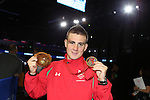 Glasgow 2014 Commonwealth Games<br /> Ashley Williams with his bronze medal.<br /> <br /> 02.08.14<br /> ©Steve Pope-SPORTINGWALES