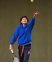 March 5, 2015, Netherlands, Hilversum, Tulip Tennis Center, NOVK, <br /> Photo: Tennisimages/Henk Koster