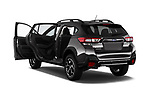 Car images close up view of a 2018 Subaru Crosstrek 4wd 5 Door SUV doors