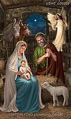Liz,HOLY FAMILIES, HEILIGE FAMILIE, SAGRADA FAMÍLIA, LizDillon, paintings+++++,USHCLD0205,#XR#