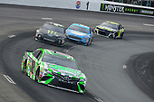 #18: Kyle Busch, Joe Gibbs Racing, Toyota Camry Interstate Batteries, #41: Kurt Busch, Stewart-Haas Racing, Ford Fusion Monster Energy / Haas Automation, #4: Kevin Harvick, Stewart-Haas Racing, Ford Fusion Busch Beer, #48: Jimmie Johnson, Hendrick Motorsports, Chevrolet Camaro Lowe's for Pros