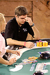 Steve Paul-Ambrose's reactions while engaged in a big pot against David Singer.  Paul-Ambrose loses the hand.