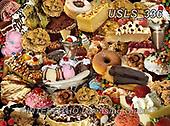 Lori, STILL LIFE STILLEBEN, NATURALEZA MORTA, paintings+++++Wild About Dessert,USLS336,#i#, EVERYDAY