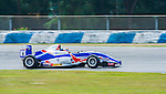 Yuan Bo of China and Cebu Pacific Air by KCMG drives during Formula Masters China Series as part of the 2015 Pan Delta Super Racing Festival at Zhuhai International Circuit on September 18, 2015 in Zhuhai, China.  (Photo by Moses NgPower Sport Images/Getty Images)