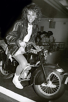 Sandra Bernhard 1980s<br /> Photo by Adam Scull/PHOTOlink
