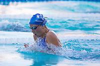 Santa Clara, California - Saturday June 4, 2016: Kristina Murphy races in the Women's 200 LC Meter Breaststroke at the Arena Pro Swim Series at Santa Clara B final.