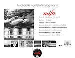 43 photographs by Michael Knapstein won awards in the 2016 Moscow International Foto Awards (MIFA). They included 2nd Place for Portfolio and 2nd Place for Fine Art Portfolio.