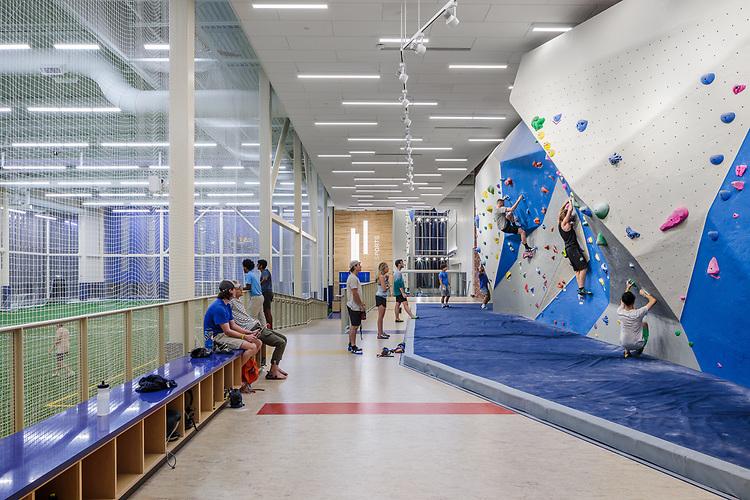 Penn State University Intramural Building | Moody Nolan