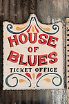House of Blues Restaurant, Disney Marketplace, Orlando, Florida