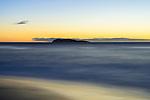 Sunrise From Zenith Beach, Shoal Bay, Port Stephens, NSW Australia