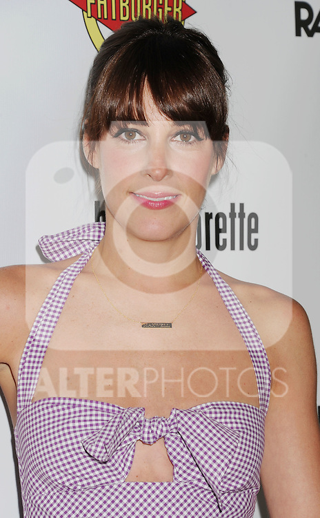 HOLLYWOOD, CA - AUGUST 23: Lindsay Sloane arrives at the Los Angeles premiere of 'Bachelorette' at the Arclight Hollywood on August 23, 2012 in Hollywood, California. /NortePhoto.com.... **CREDITO*OBLIGATORIO** *No*Venta*A*Terceros*..*No*Sale*So*third* ***No*Se*Permite*Hacer Archivo***No*Sale*So*third*