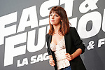 Spanish actress Ana Jara during the photocall for the 'Fast & Furious 9' Madrid Premiere. June 17, 2021. (ALTERPHOTOS/Acero)