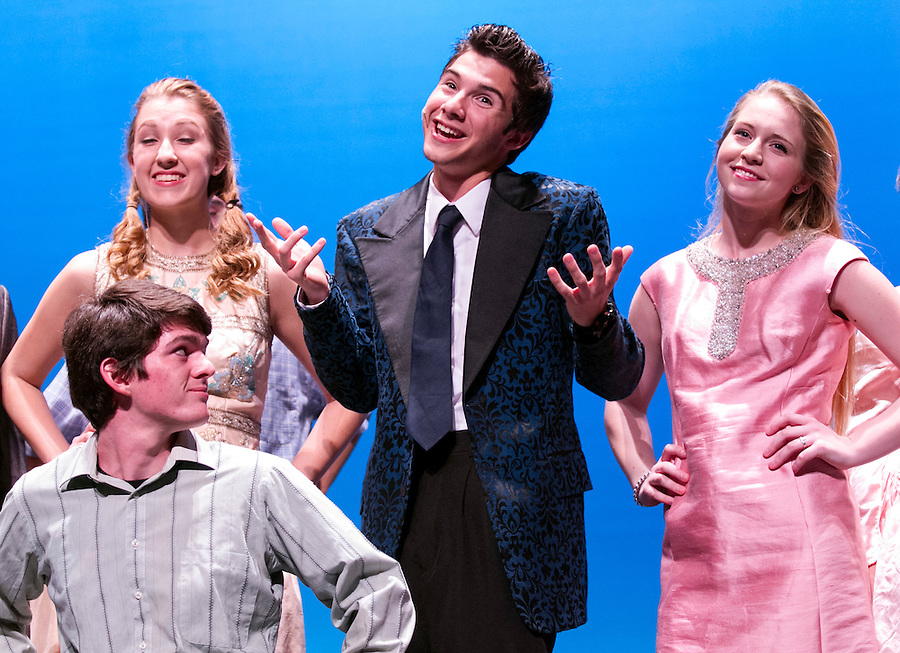 MAE GAMMINO/SPECIAL TO  SCRIPPS TREASURE COAST NEWSPAPERS<br /> <br /> Vero Beach High School production of the musical Hairspray.
