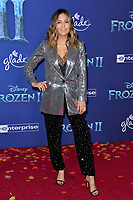 """LOS ANGELES, USA. November 08, 2019: Erin Lim at the world premiere for Disney's """"Frozen 2"""" at the Dolby Theatre.<br /> Picture: Paul Smith/Featureflash"""