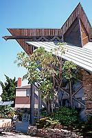 Kendrick Bangs Kellogg: Babcock House, San Diego 1959. (Photo '87)