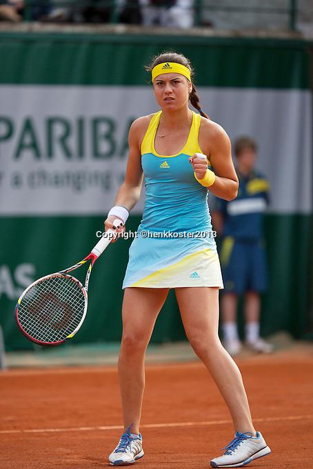26-05-13, Tennis, France, Paris, Solana Cirstea