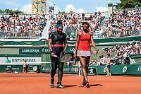 180603 Tennis - Roland Garros 2018