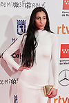 Zaira Romero attends to XXV Forque Awards at Palacio Municipal de Congresos in Madrid, Spain. January 11, 2020. (ALTERPHOTOS/A. Perez Meca)