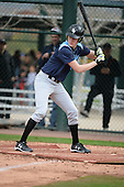 Tyler Ras (14) of Middletown North HS High School in Middletown, New Jersey during the Under Armour All-American Pre-Season Tournament presented by Baseball Factory on January 14, 2017 at Sloan Park in Mesa, Arizona.  (Art Foxall/Mike Janes Photography)