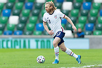 BELFAST, NORTHERN IRELAND - MARCH 28: Tim Ream #13 of the United States during a game between Northern Ireland and USMNT at Windsor Park on March 28, 2021 in Belfast, Northern Ireland.