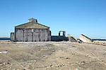 DEFUNCT SALT WAREHOUSE IN MEXICO